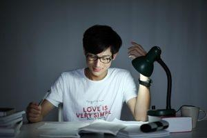 , Bo Zhang:一个月顺利通过雅思6.5分