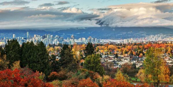 , 温哥华校区 Vancouver Campus