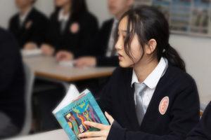 , 杜同学:富兰克林是我心目中的理想高中