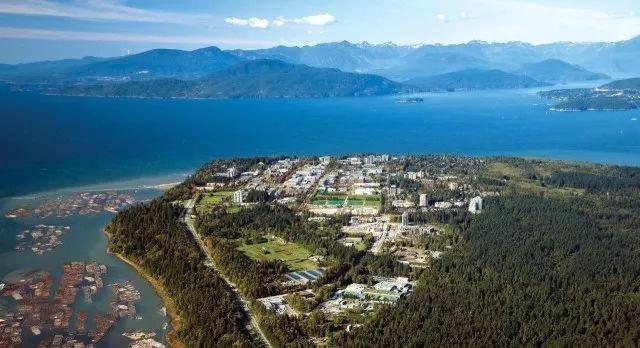 , 入住顶级名校|温哥华UBC夏令营